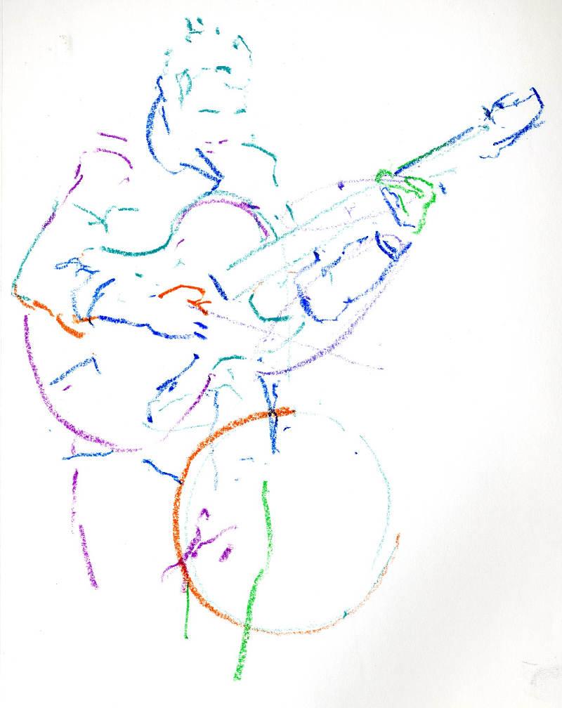 Guitarist, Maniere des Bohemiens
