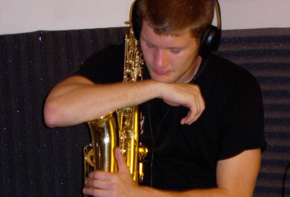 Spencer Kohan | saxophone