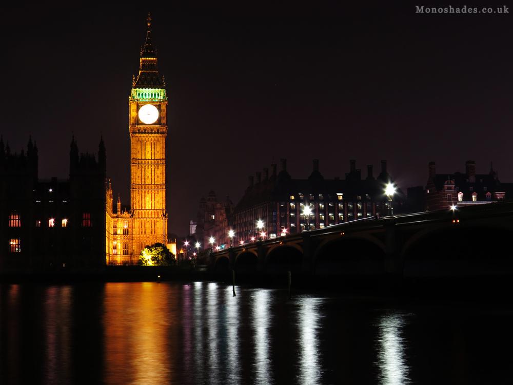 The Big Ben  ©Teresa Jambur