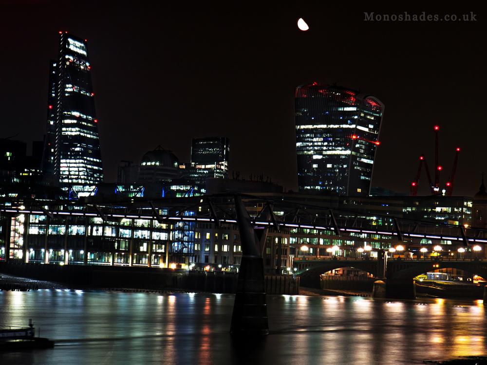 London skyscrapers: Walkie Talkie and The Cheese-grater,  ©Teresa Jambur