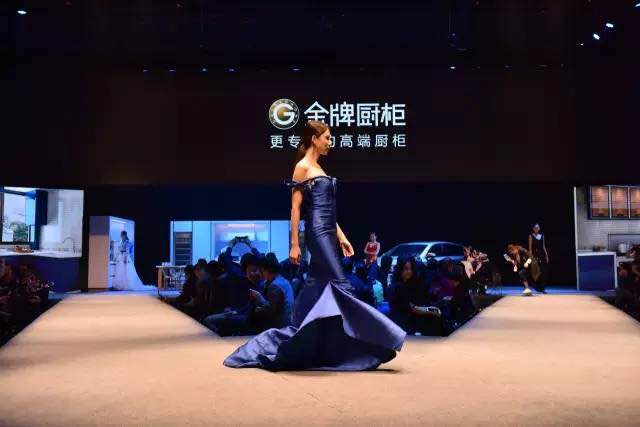 """At the 18th anniversary celebration, GoldeHome cooprerated with BMW、LeeMosan、Bunnahabhain、Versace、AIDINGAI those high-end brands to offer guests """"Kitchen Design, Famous-car Standard """" show."""