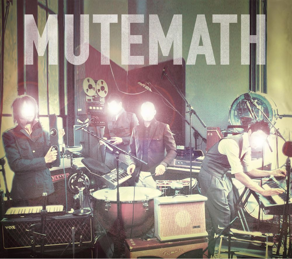Mutemath S/T Album Cover