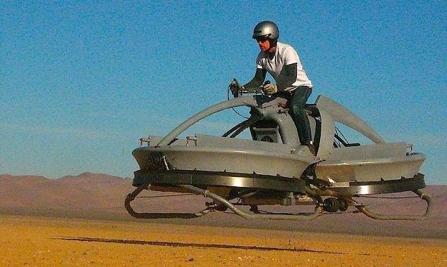 Hovercrafts are so awesome.