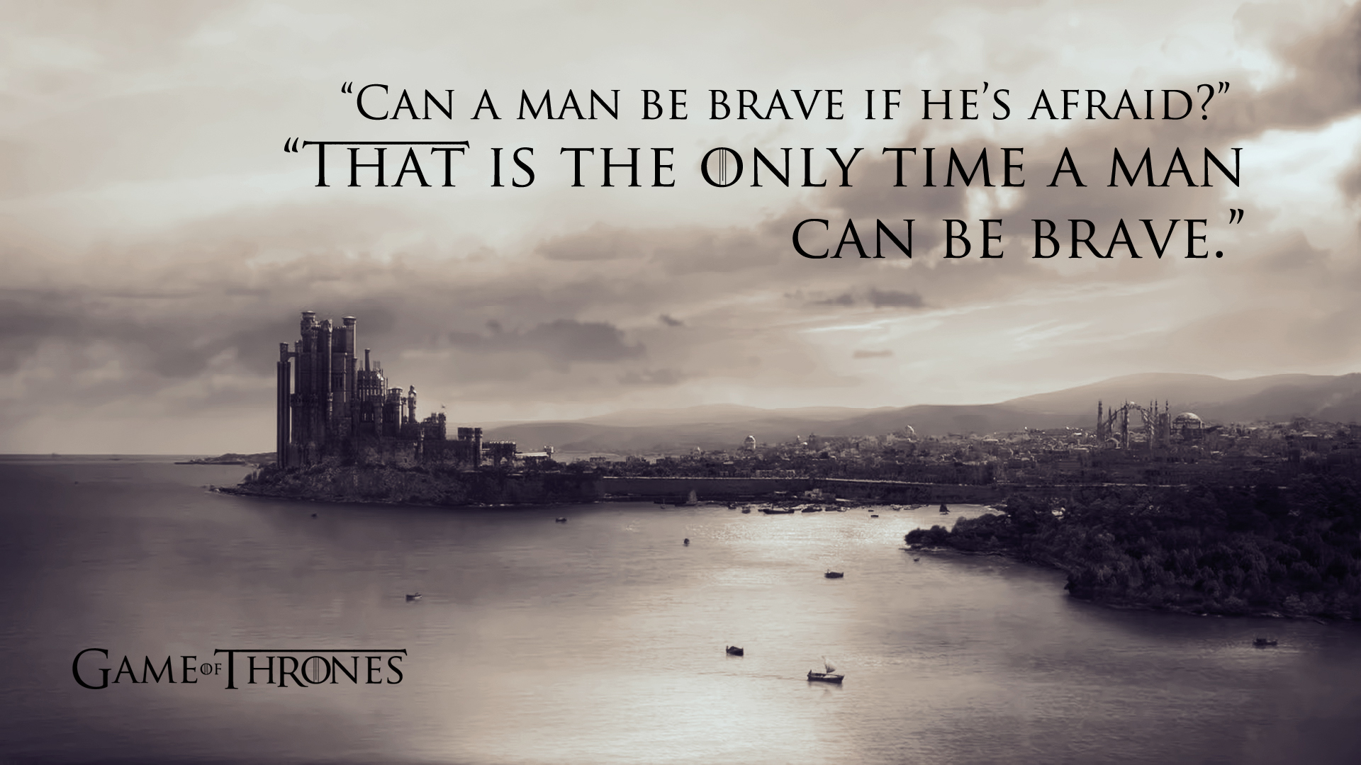 Games of Thrones quote