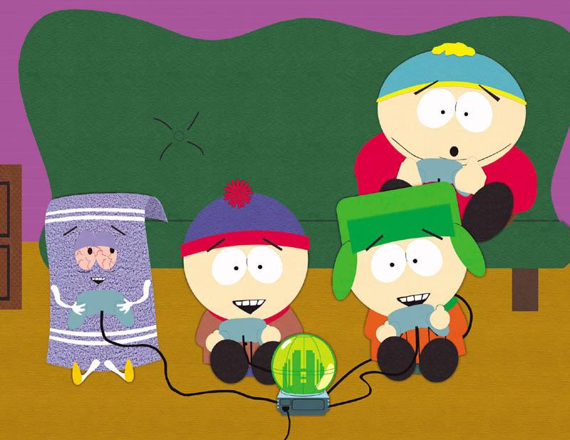 South Park Towelie