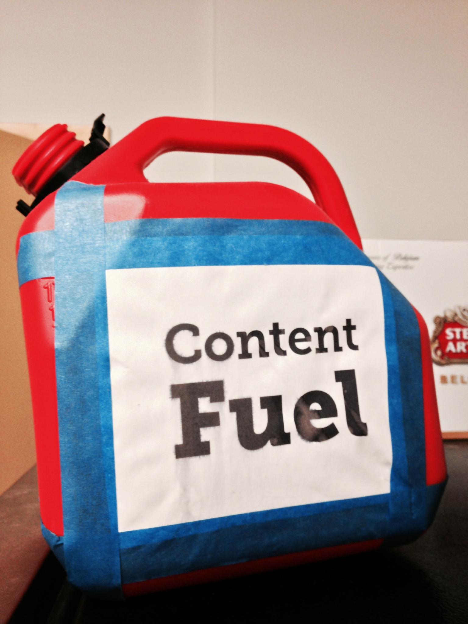 Content Fuel
