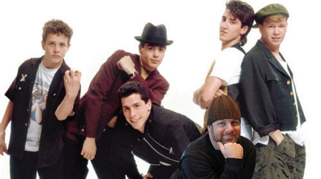 Jeff Rummer Boy Band