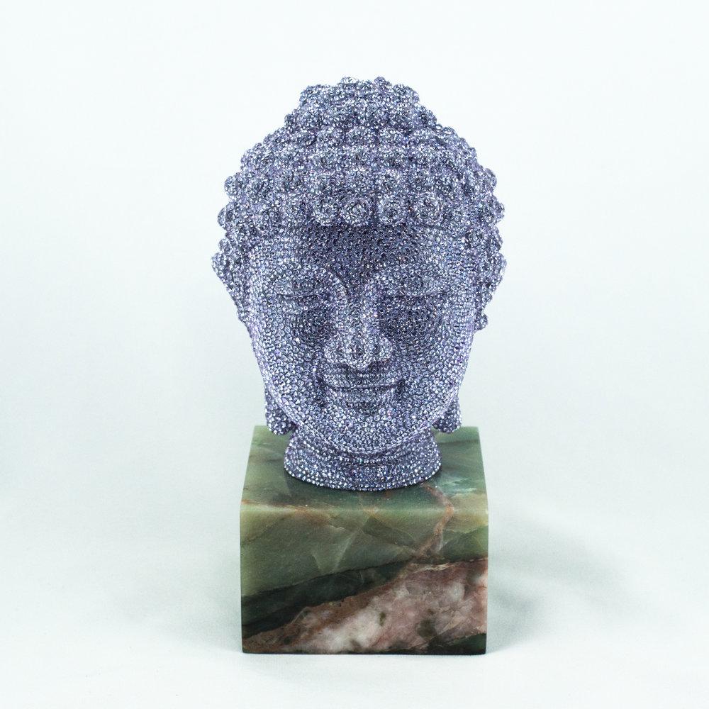 TRANQUILITY BUDDHA HEAD