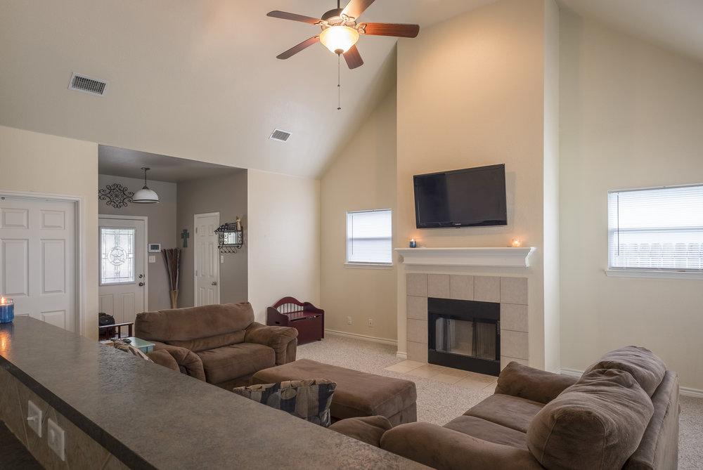 Real Estate Interior - Living Room