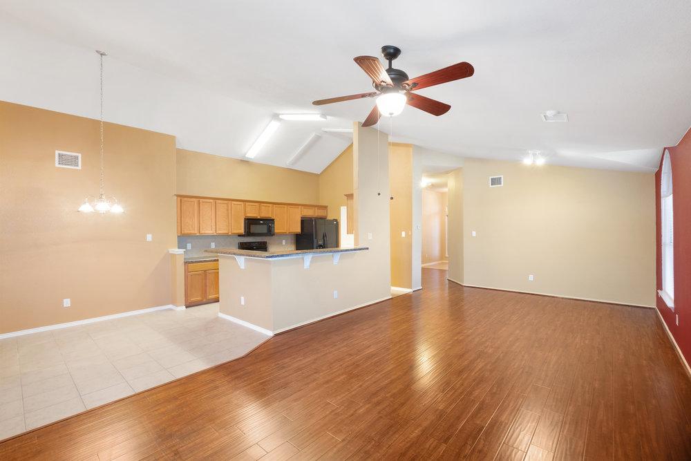 Real Estate Interior - Main Living Area