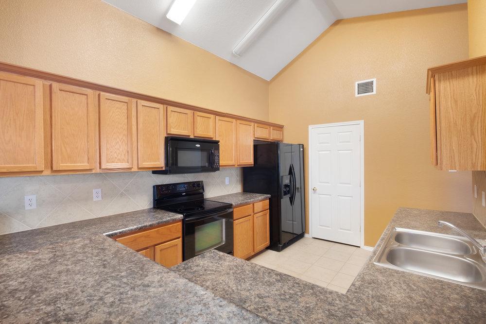 Real Estate Interior - Kitchen