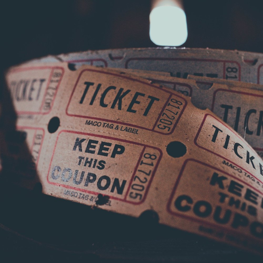 Events + Tickets -