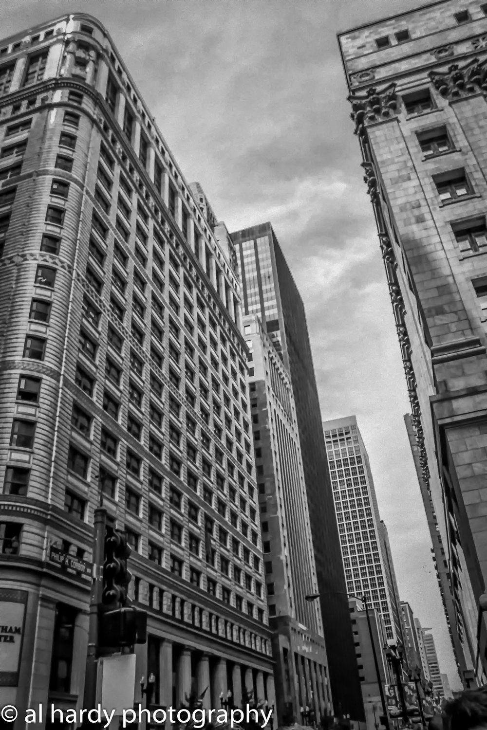 DownTown bank Chicago