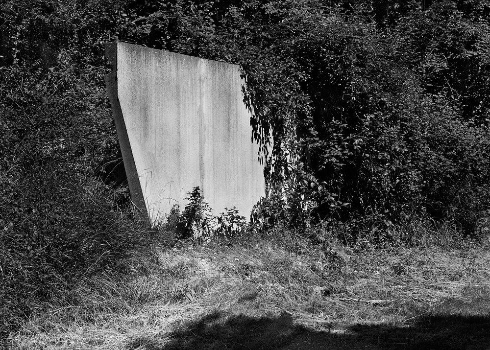 Wall, 2015  21.435 x 30 inches (54.44 x 76.2 cm)  Digital Photograph, Archival Inkjet Print