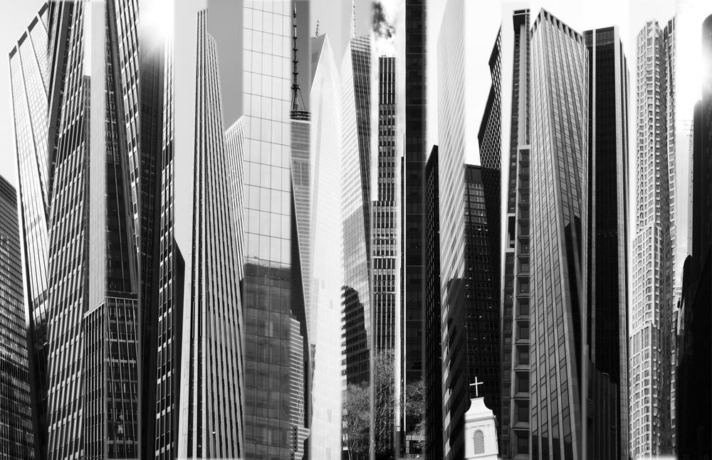 Manhattan Shards