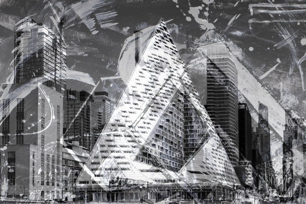 Bjarke Ingels Tetrahedron
