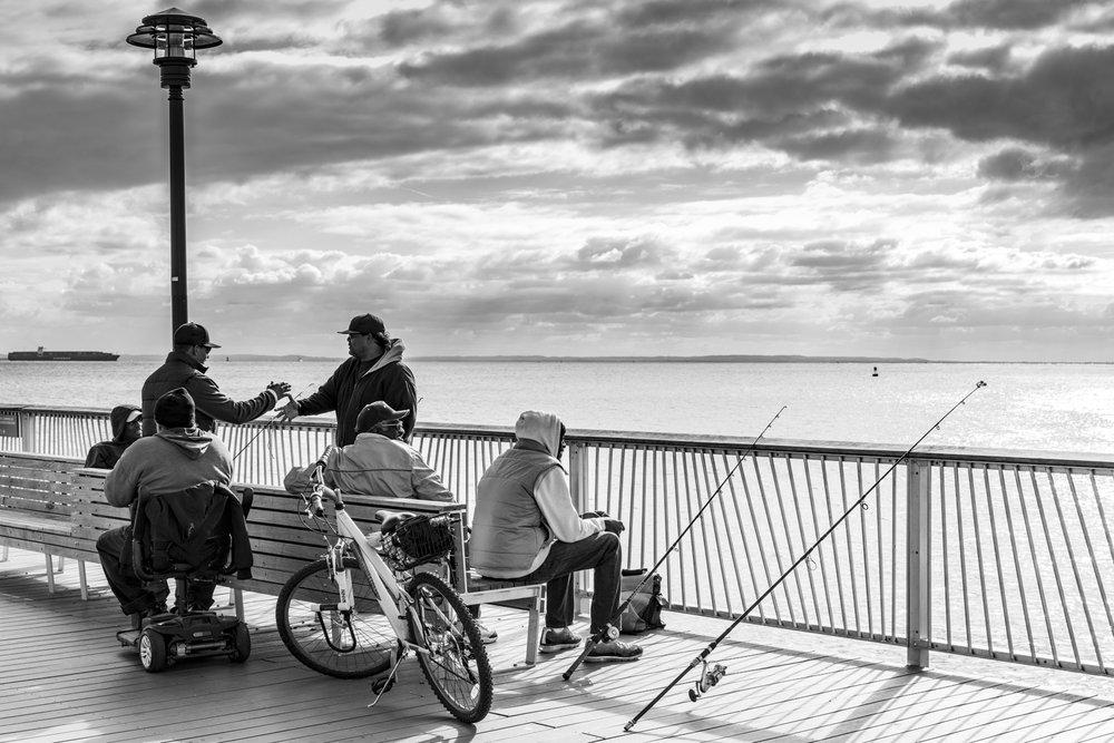 Coney Island Pier