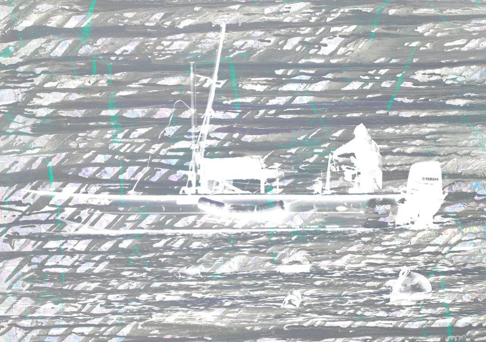 Polis Harbor Nantucket Series
