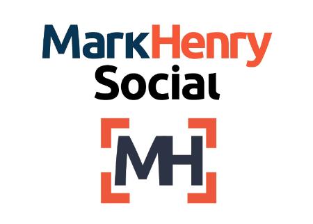 Mark Henry Social Logo