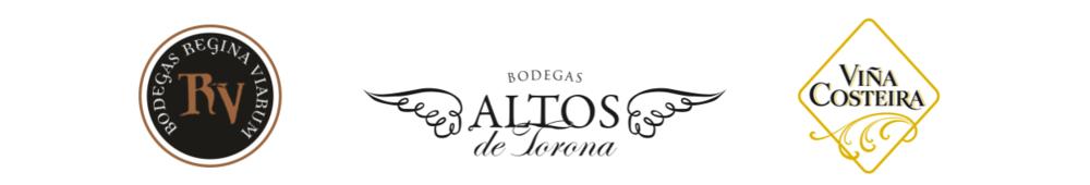 BODEGAS REGINA VIARUM                   BODEGAS ALTOS DE TORONA                       VIÑA COSTEIRA