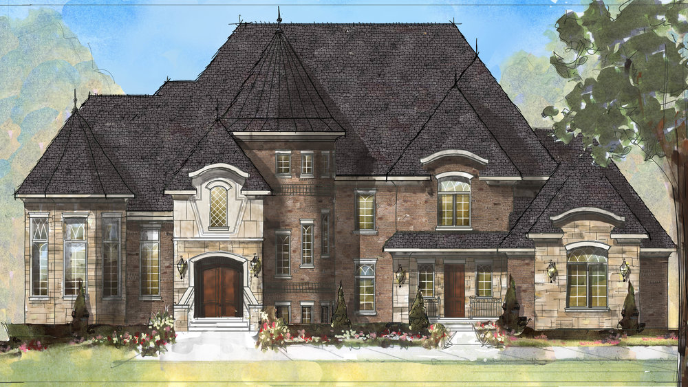 Model Home   We're building a beautiful new model in Bloomfield Hills   Coming Soon