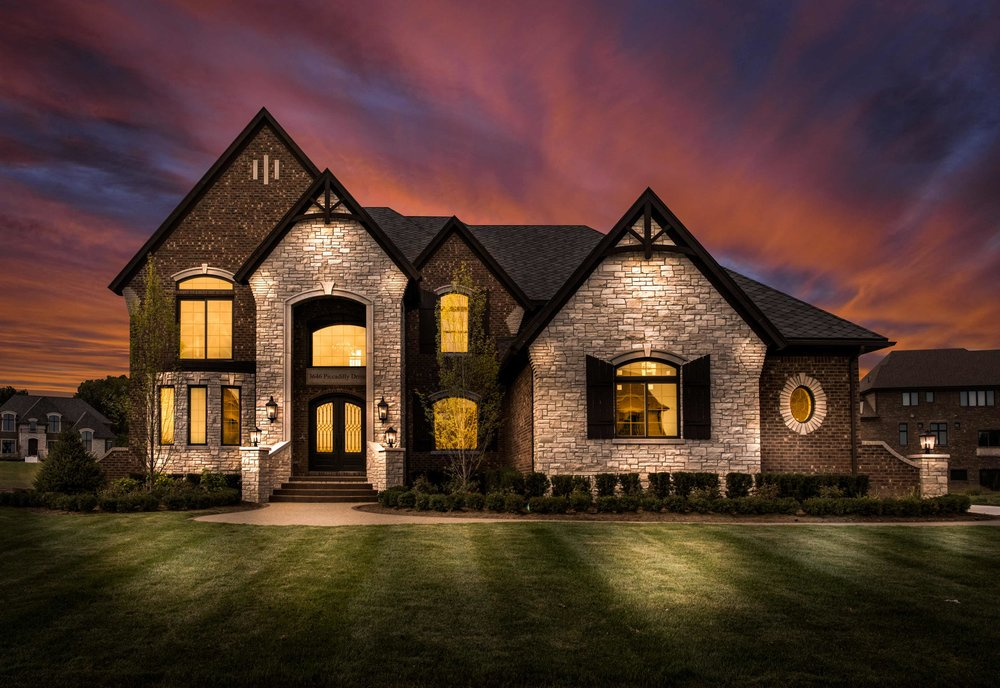 Jaw Dropping Exteriors   Your next home will be love at first sight   View Gallery
