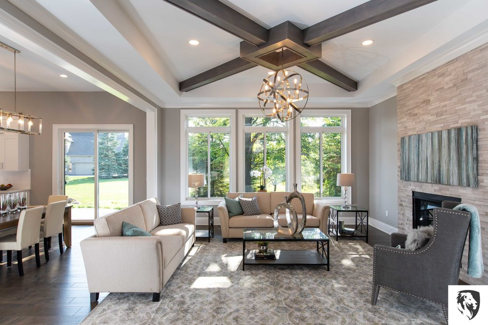 Unparalleled Interior Design   Homes should be just as beautiful on the inside   View Gallery