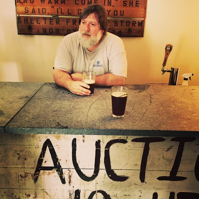 MEET WILD MAN DAN: HOME BREWER EXTRAORDINAIRE.