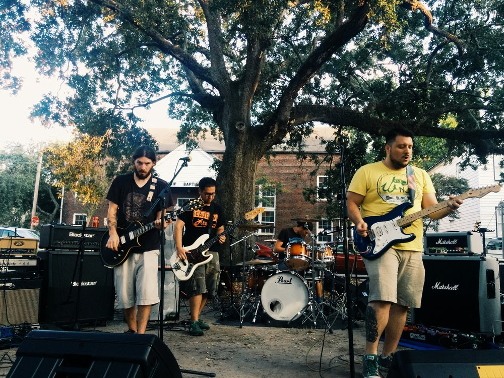 Audio Impulse doing their thing in Charleston, SC