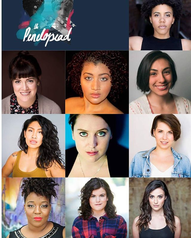 2 weeks in to rehearsals for this show. It's always bittersweet to end a show, but it has been cool to start working with this ensemble of powerful women. I'm looking forward to my first try at something outside of musical theatre. I'm sure it will force me to learn on different skills. Check us out @hhtheatre Nov 9-24 . . . #HHPenelopiad #harthouse #harthousetheatre #actor #singer #indie #theatre #Ottawa #Toronto #CanadianPlay #MaragetAtwood #Penelopiad #singersofinstagram #actorsofinstagram #POCNetwork #blackactor