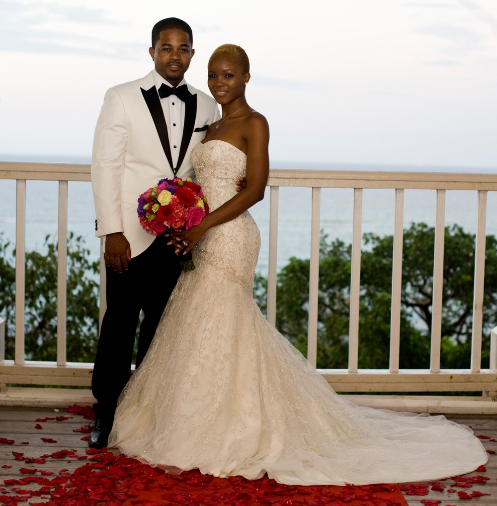 On Our Wedding Day. 10/20/2012