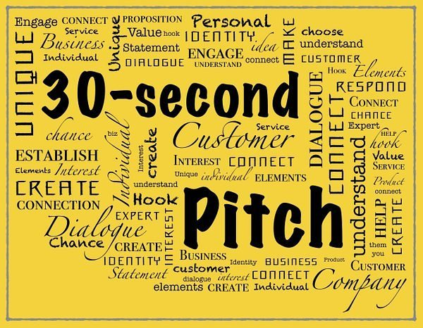 Less than a week away! Next Tuesday 03/08 @6:30pm - Tristen Tucker's #30-second #pitch #workshop! Limited availability, reserve your tickets ASAP! https://www.eventbrite.com/e/30-second-pitch-workshop-tickets-20981845264  #startup #startups #entrepreneur #entrepreneurship #business #pitchdeck #costamesa #santaana #newportbeach #irvine #lagunabeach #lagunahills #OrangeCounty #huntingtonbeach