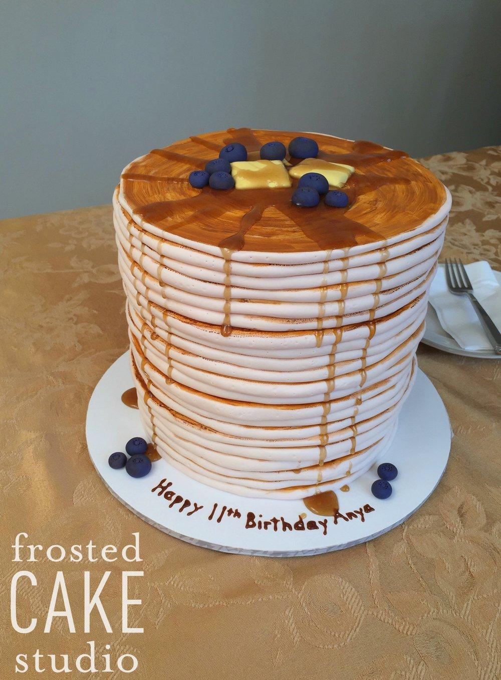 FrostedCakeStudio cake pancake stack.jpg