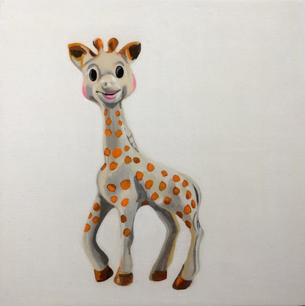 2/30 Sophie the Giraffe