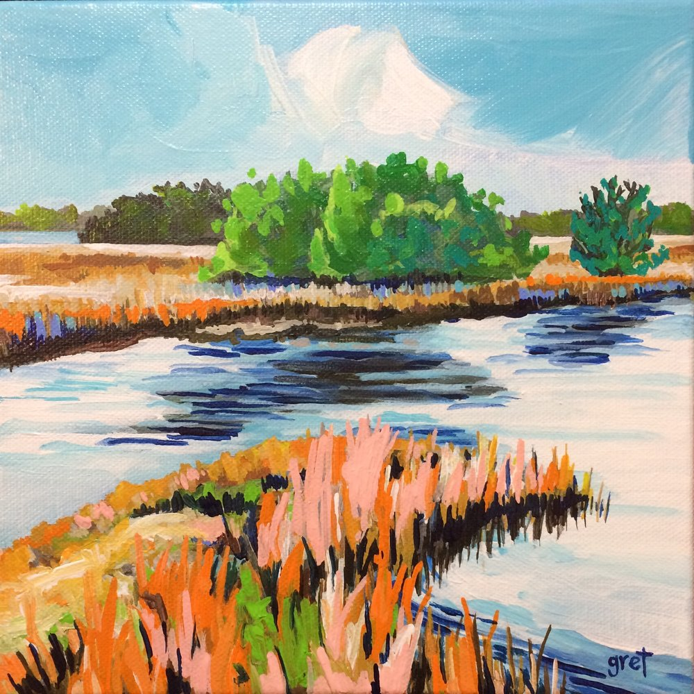 7/30 Shark's Tooth Marsh