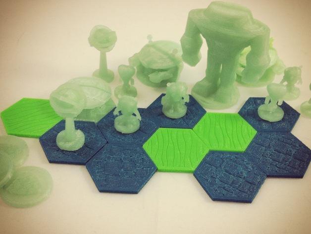 Pocket-Tactics: Cosmic Invaders
