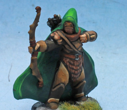 Elf Ranger  , printed and painted by  superbug983
