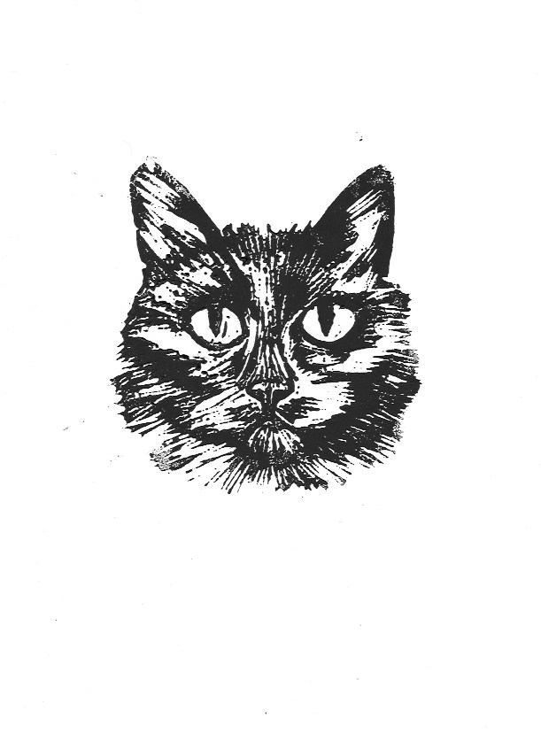 Jura was also featured in our recent art show located at the Cat Town and her lucky adopter will also get to take home her likeness in a lovely art piece to commemorate the occasion.