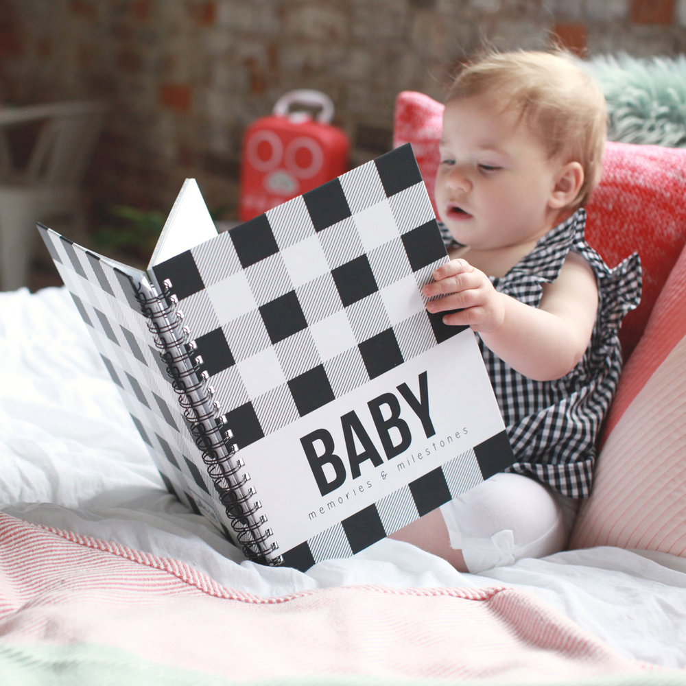 Polka Dot Print Shop - Bump, Baby, and Toddler Books