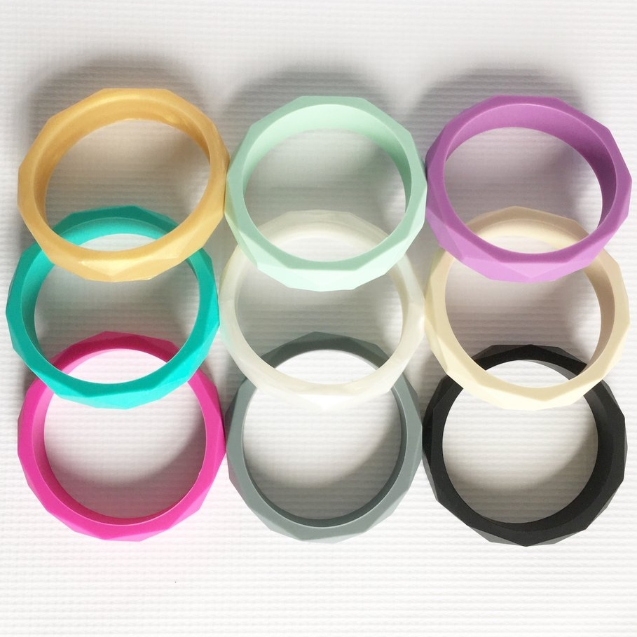 Silicone Bangles - Vintage Honey Shop