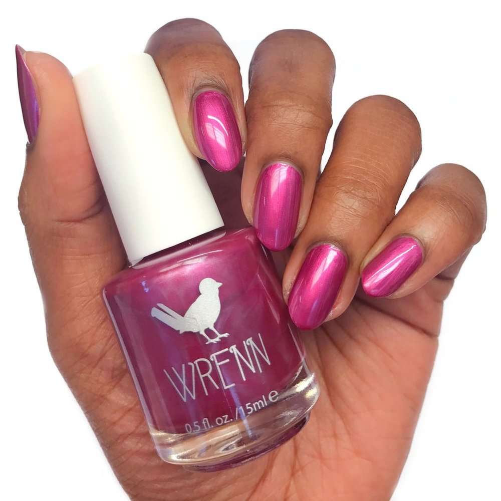 Vegan Nail Polish - Shop Wrenn
