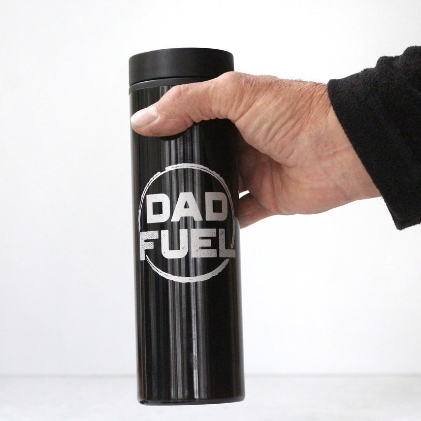 Dad Fuel Travel Tumbler - Mom Life Must Haves