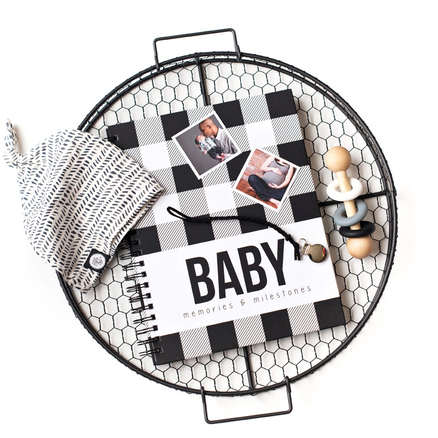 Baby Books - Polka Dot Print Shop