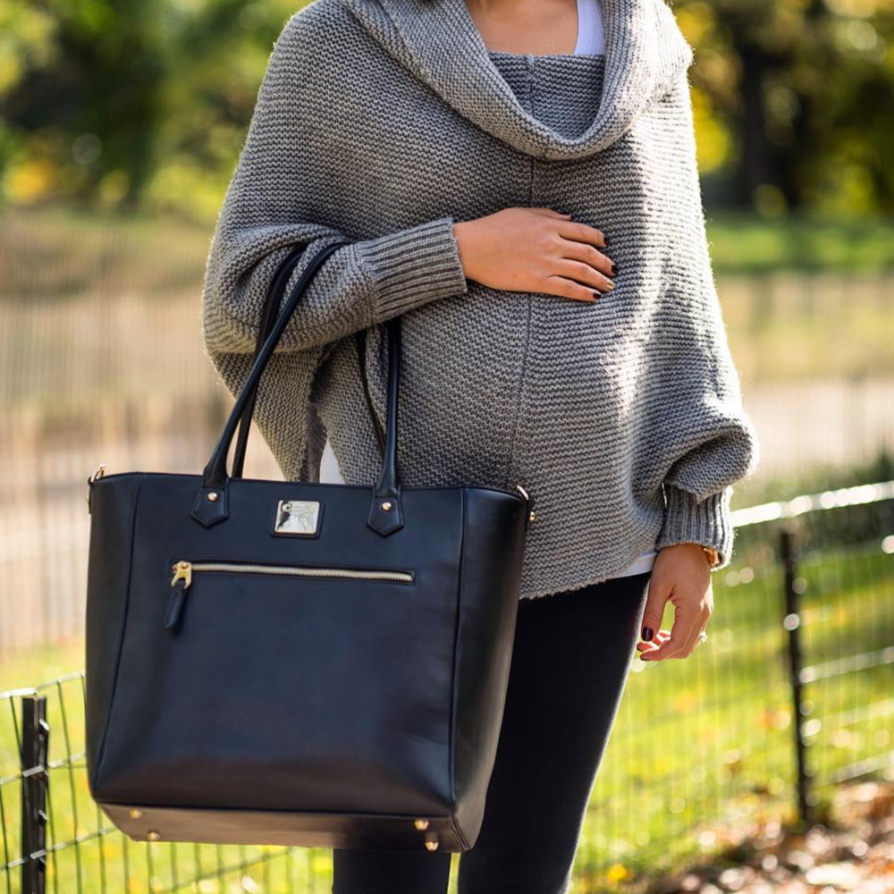 Charlotte + Asher - Gorgeous diaper bags