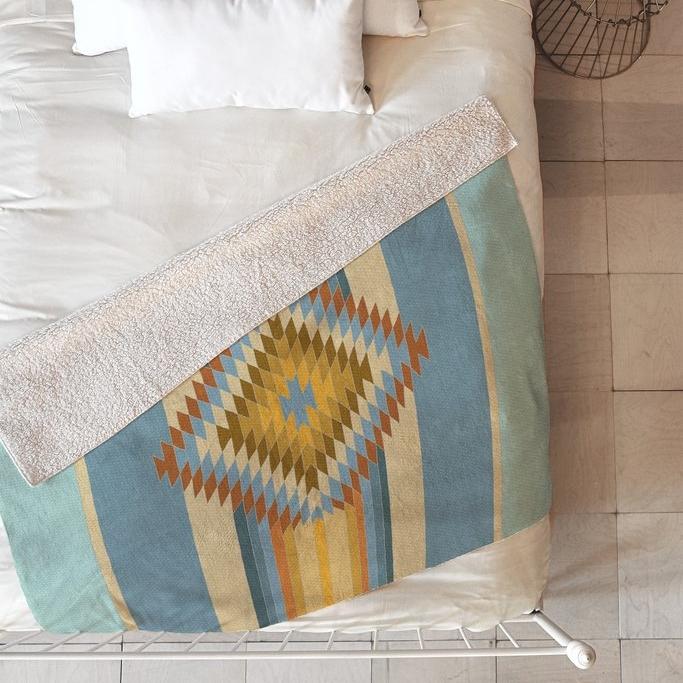 Fiesta Vintage Blanket - Glam Camp Co