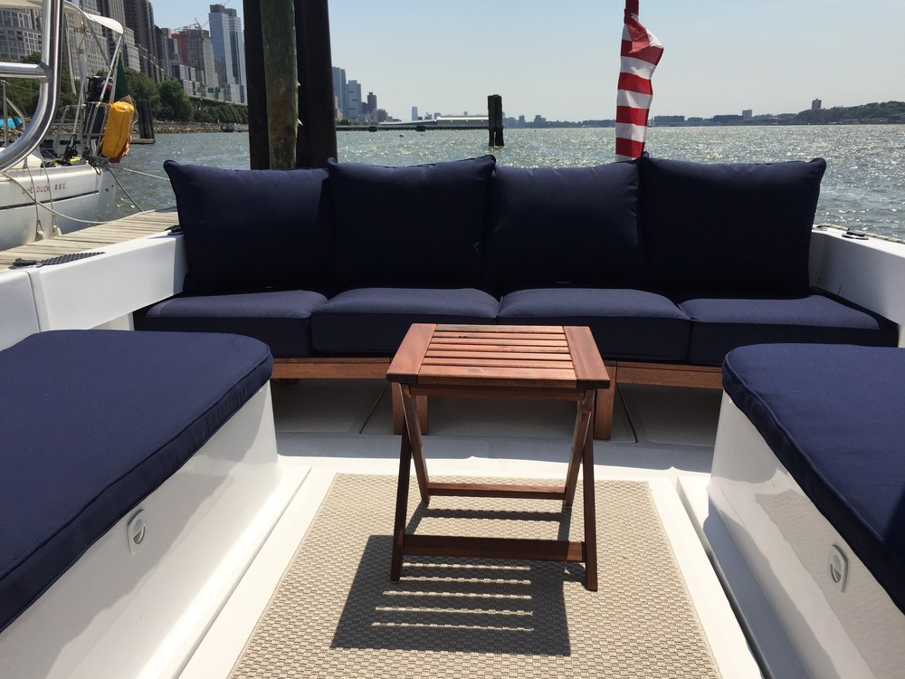 NYC Private Yacht