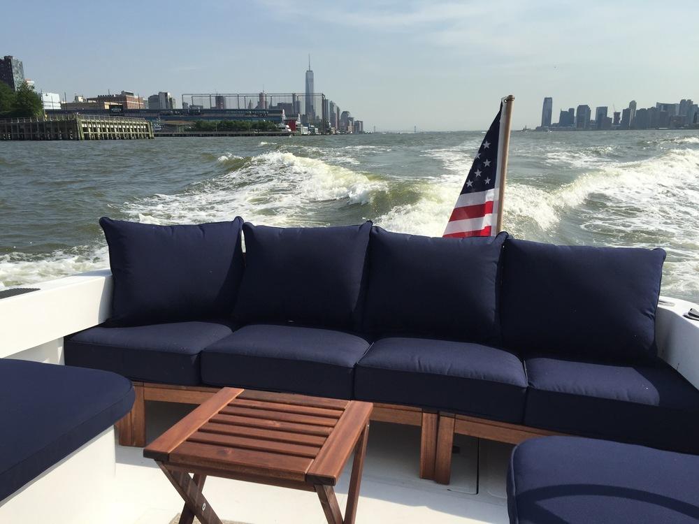 Hamptons Boat