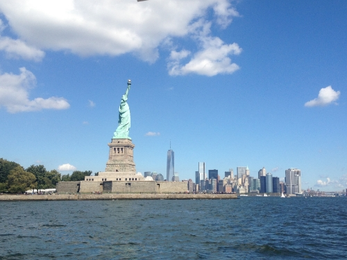Statue of Liberty Private Yacht