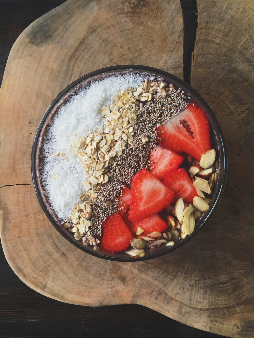 power protein breakfast bowl