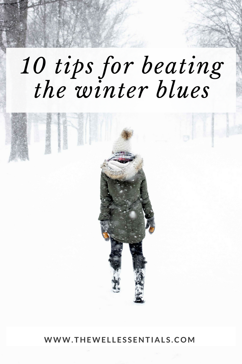 Stop Surviving Winter And Start Thriving: How I Learned To Stop Seasonal Depression In It's Tracks And Bring More Sunshine Into Winter
